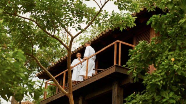 The Spa en El Bosque Rancho Santana Nicaragua