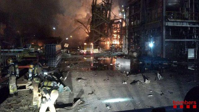 Explosion-Tarragona