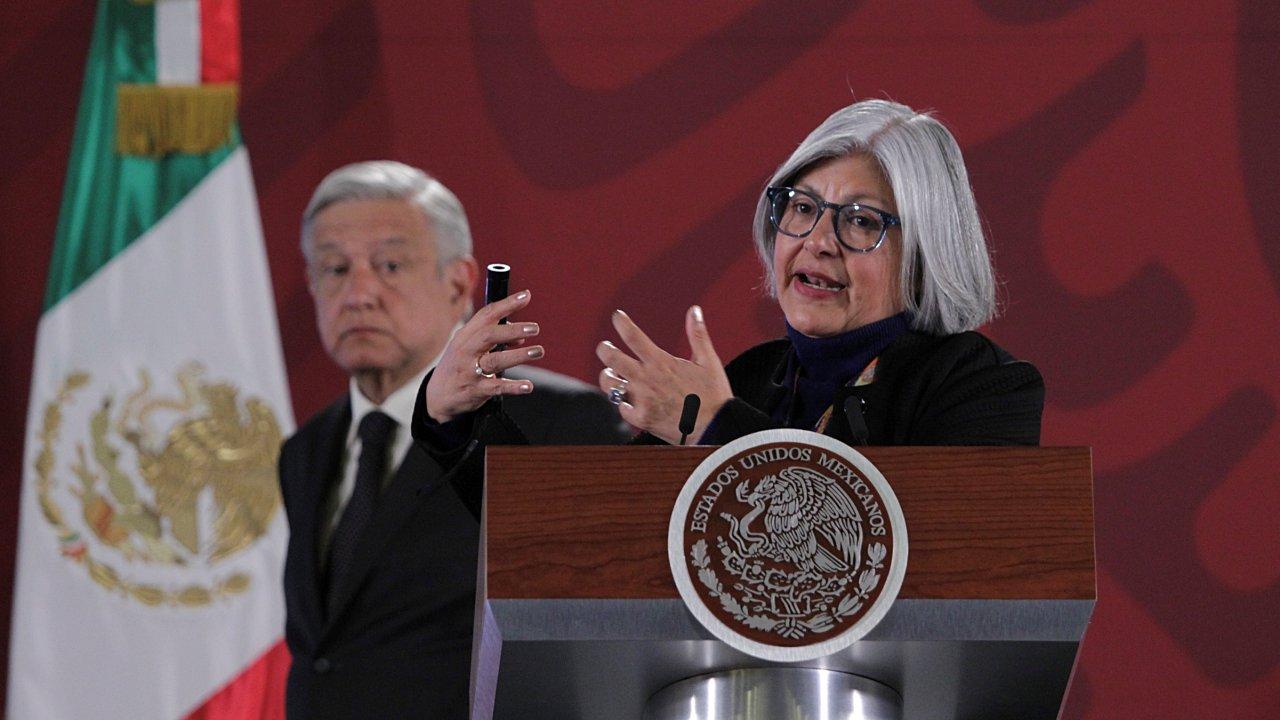 SE lleva discurso de AMLO a Davos: primero, estabilidad, luego crecimiento