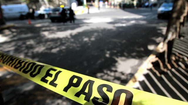 inseguridad en Mexico