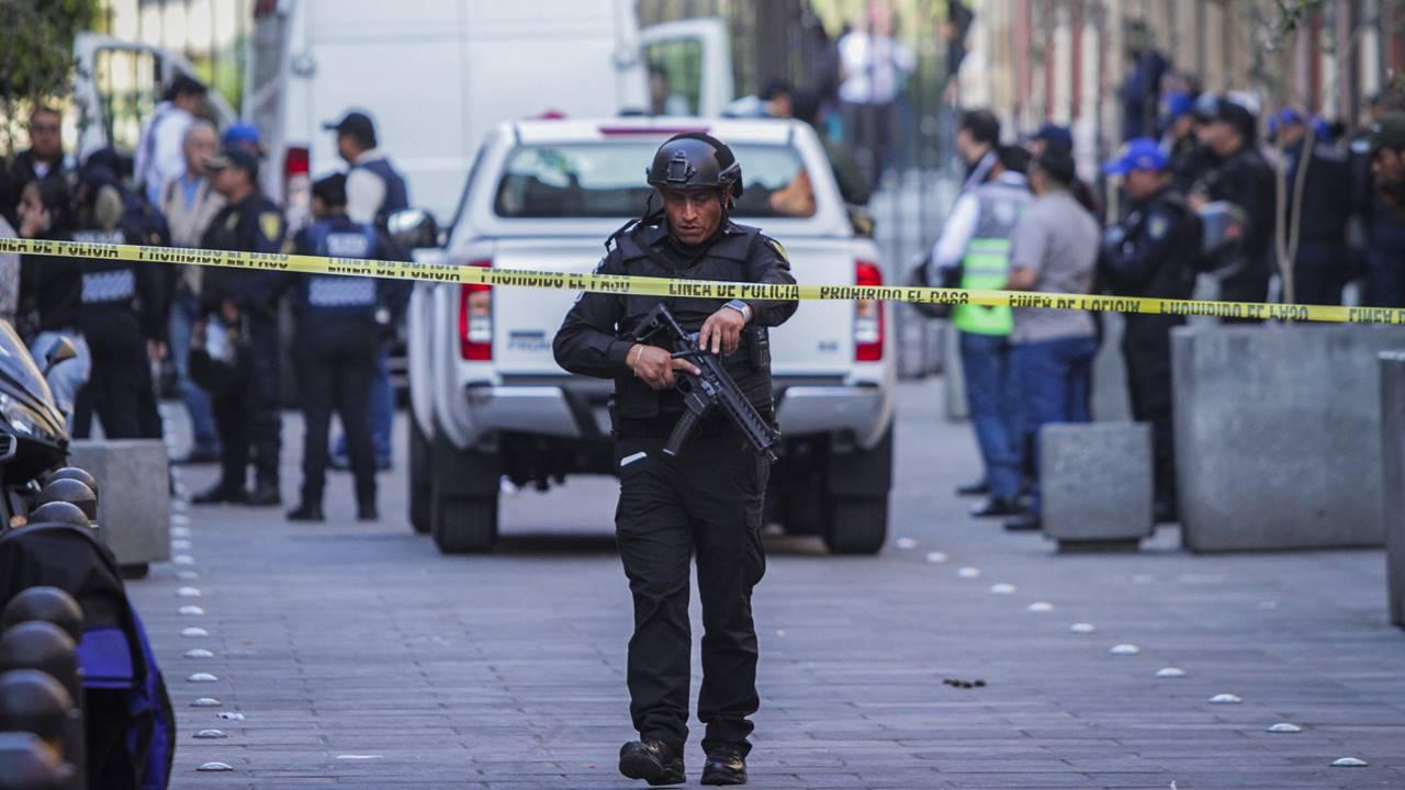 México registra baja de 8.4% en homicidios dolosos: Durazo