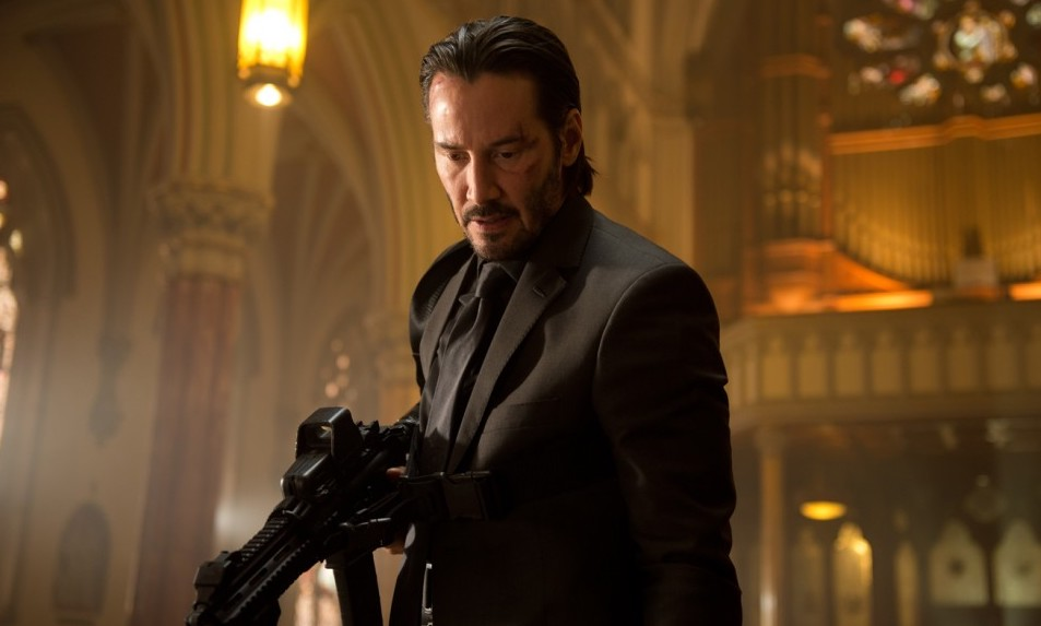 Keanu Reeves The Continental