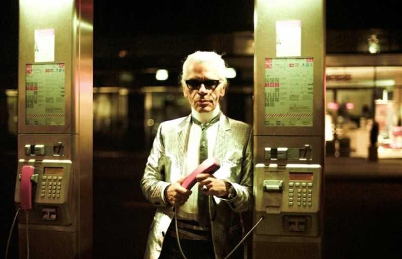 'Karl Lagerfeld in Berlin', un homenaje al Káiser de la moda