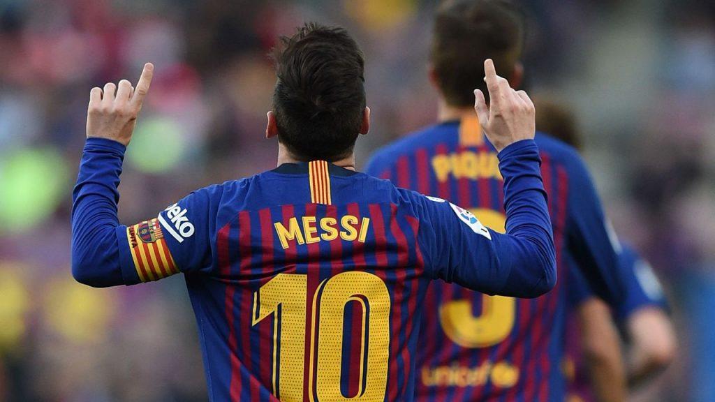 Messi sueldo coronavirus
