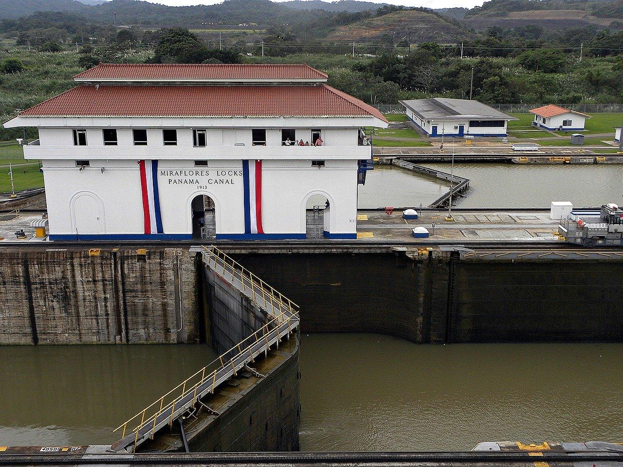 Falta de agua por crisis climática, el mayor reto del Canal de Panamá