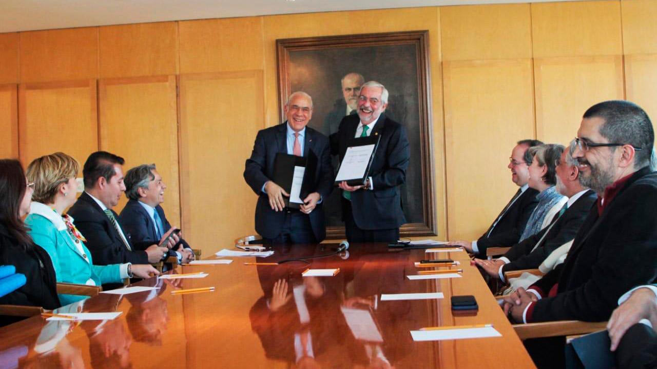 OCDE capacitará a alumnos de la UNAM en conferencia magistral