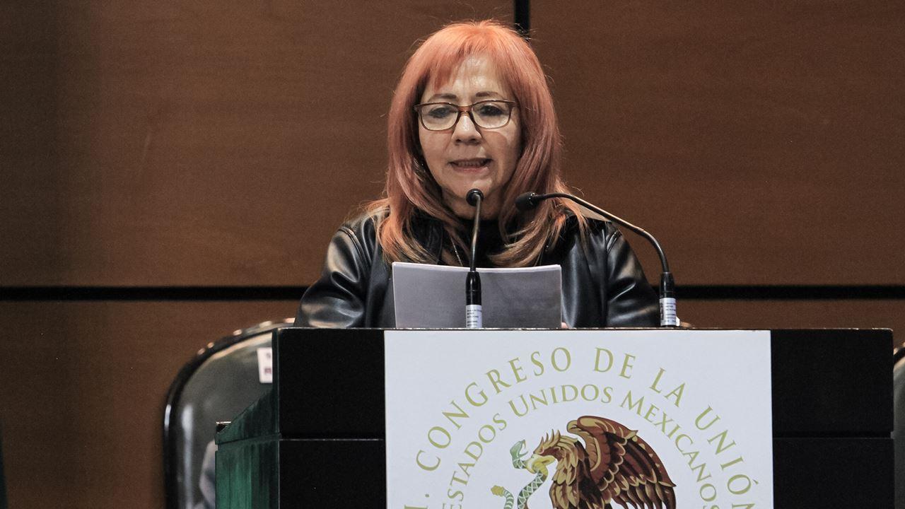 Rosario Piedra, titular de la CNDH, denuncia amenazas de muerte en su contra