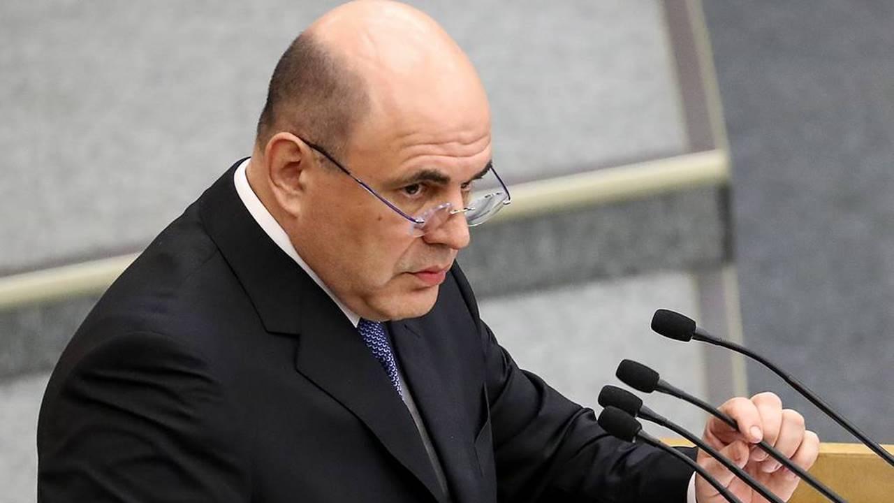 Mijaíl Mishustin, un informático, se convierte en el primer ministro de Putin
