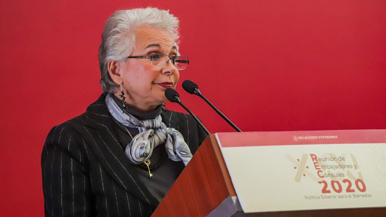 Sánchez Cordero pide priorizar uso del cannabis en investigación