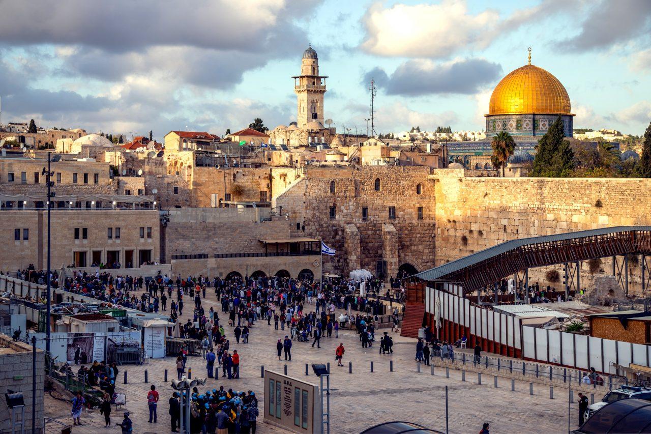 Israel, los murciélagos de la memoria