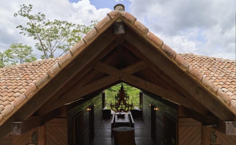 Spa en El Bosque Rancho Santana Nicaragua