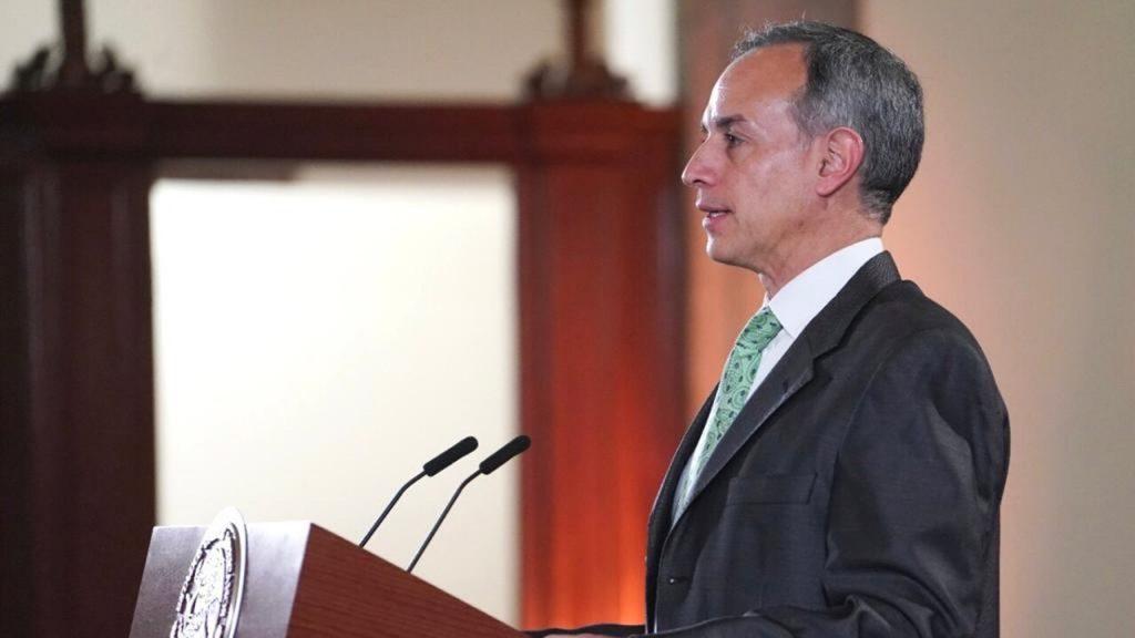 Hugo Lopez Gatell coronavirus