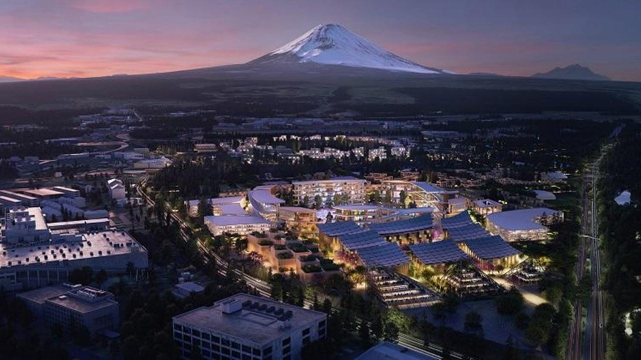 Toyota construirá ciudad futurista prototipo en Japón