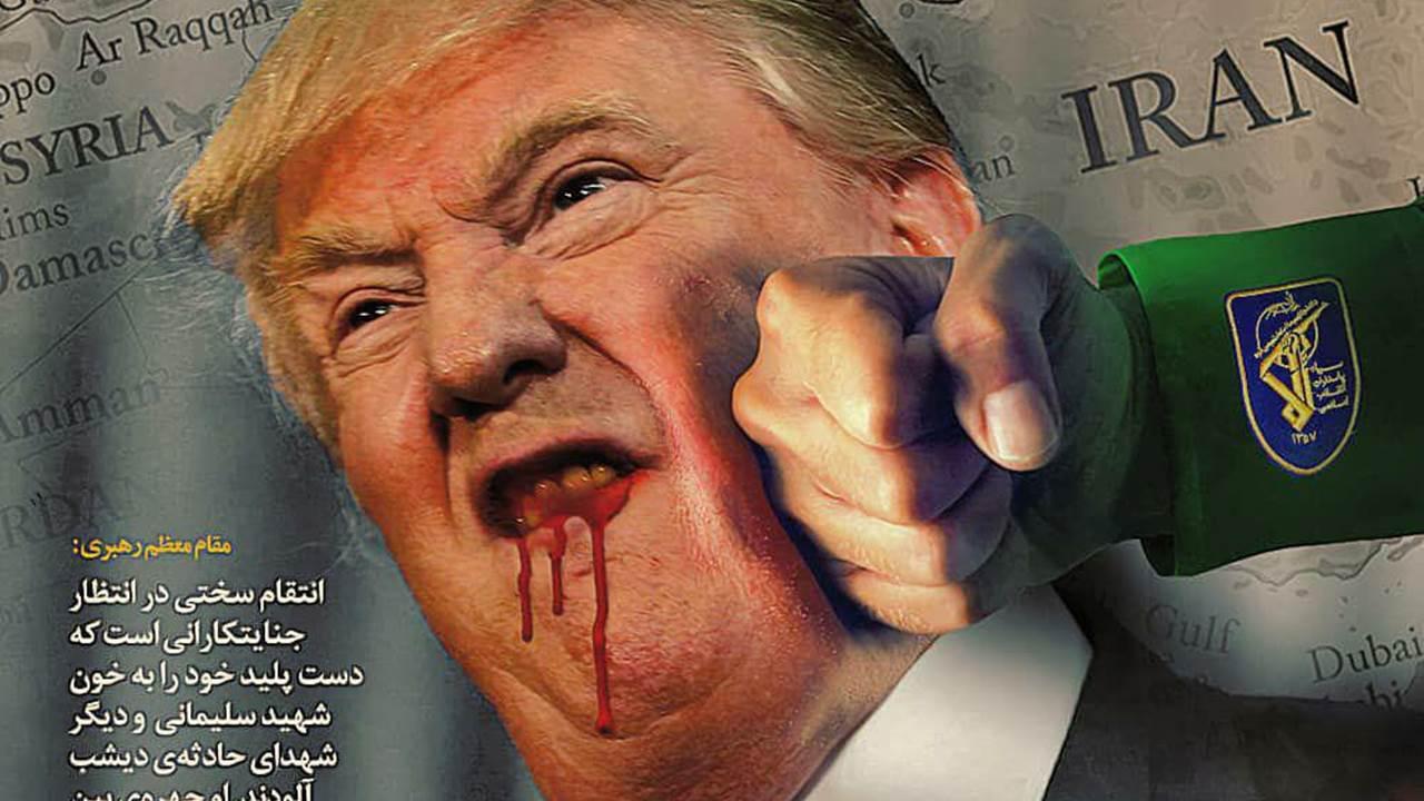Golpe a Trump: hackers de Irán atacan portal de EU