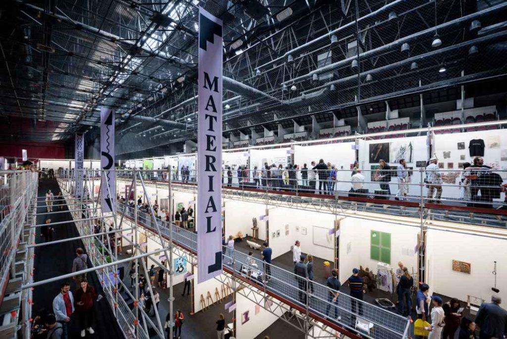 Feria de Arte Material