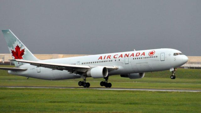 Boeing 767 Air Canada