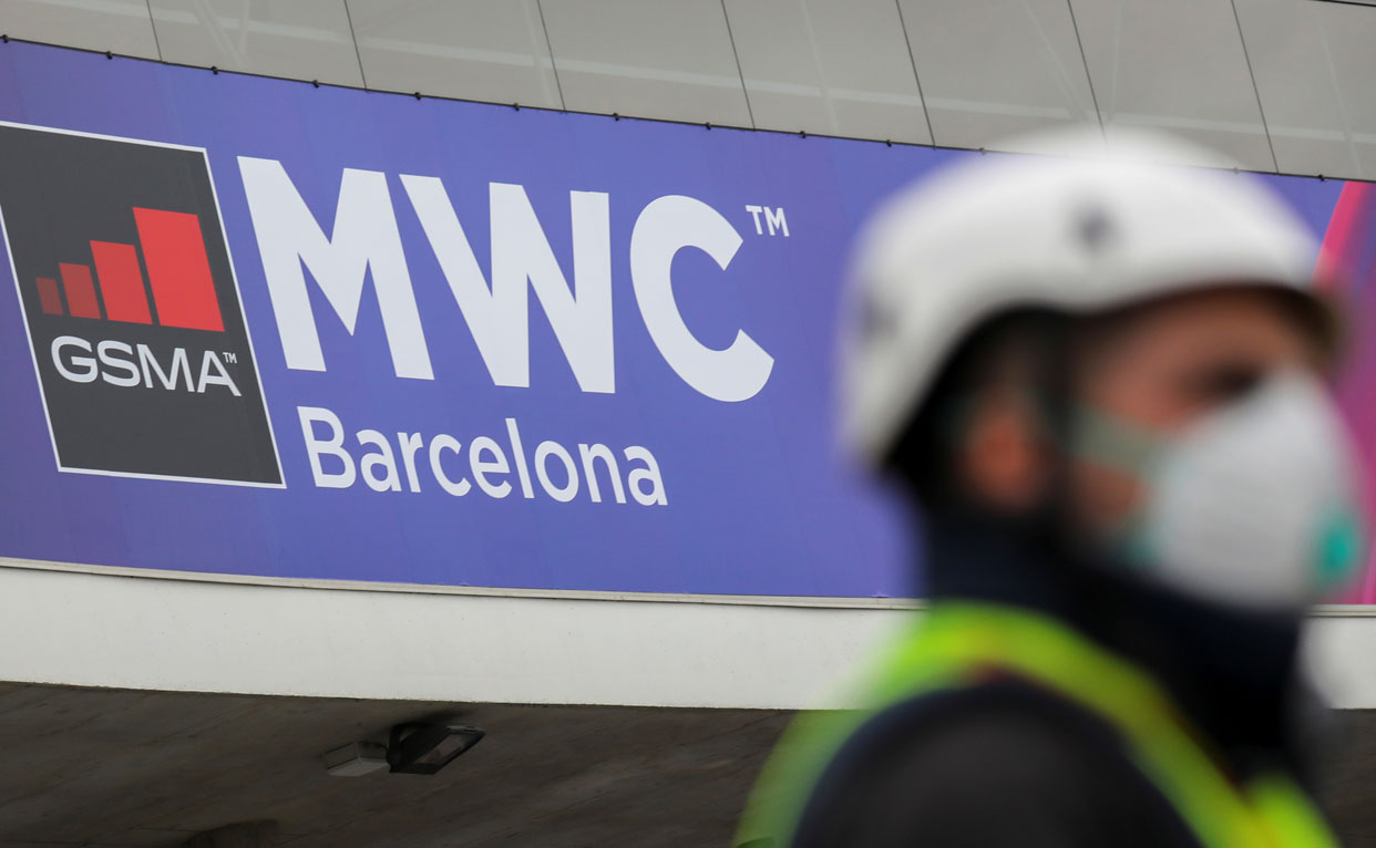 La cancelación del MWC de Barcelona dejará una ola de pérdidas económicas