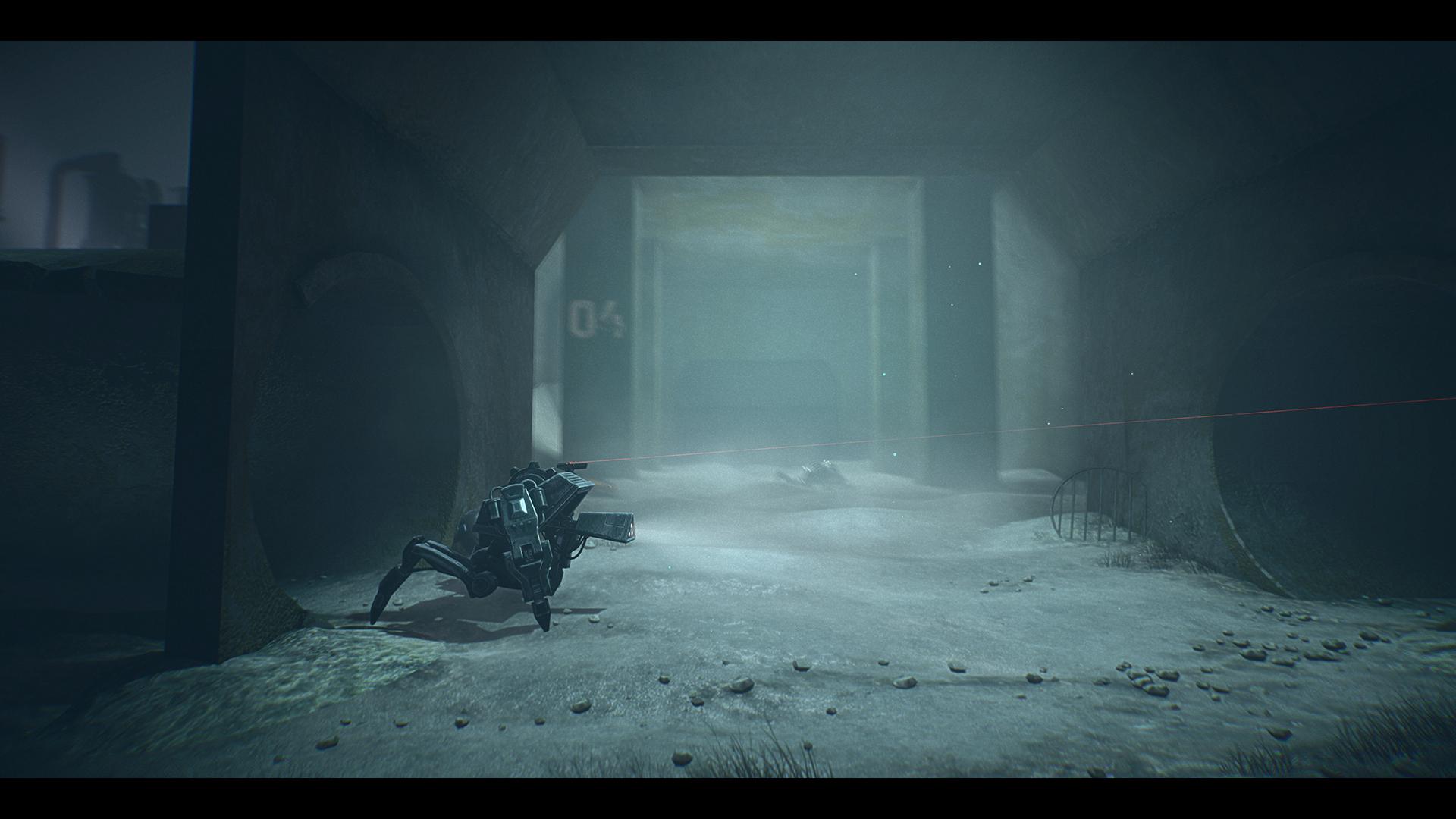 7th Sector, una oscura propuesta de puzzles