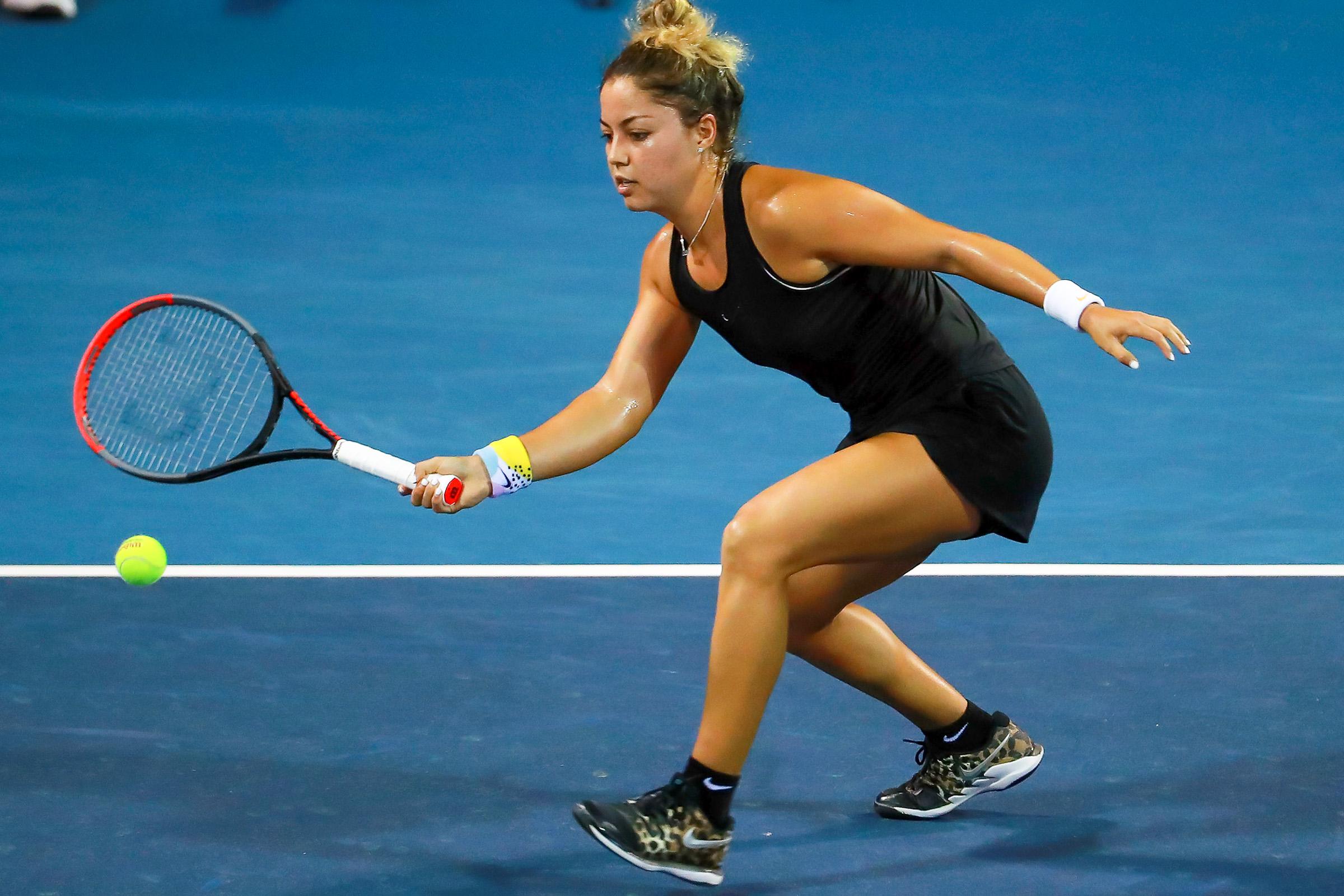 Renata Zarazúa hace historia: primera mexicana en avanzar a semifinales del Abierto Mexicano de Tenis
