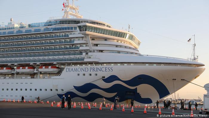 Coronavirus: ¿cómo es estar en el crucero Diamond Princess en cuarentena en Japón?