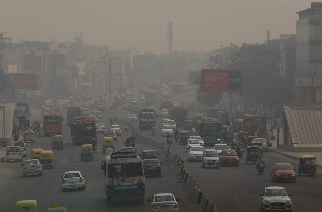 CDMX, lejos de ser la ciudad más contaminada