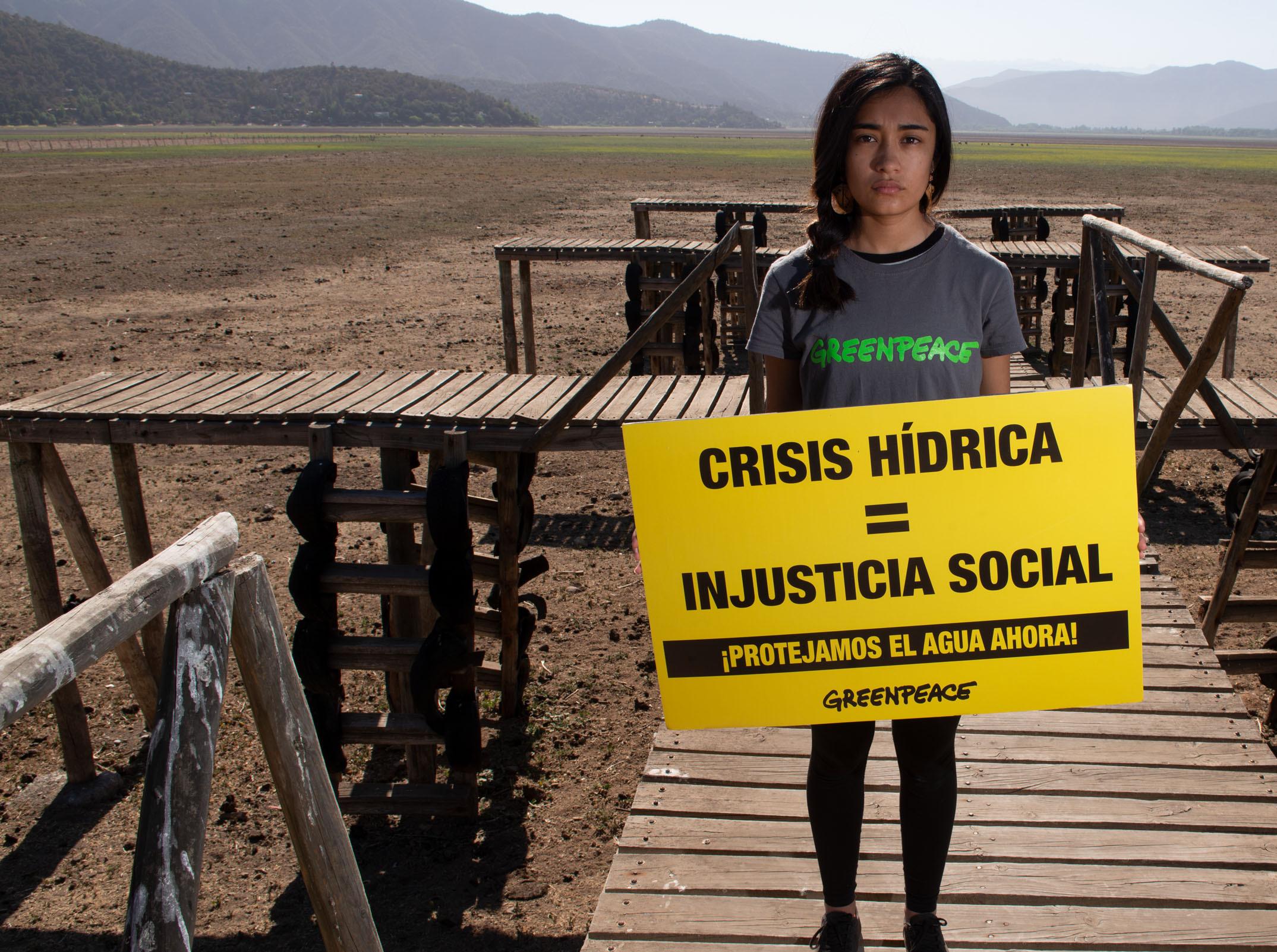 Greenpeace usa canción de Maná para alertar sobre cambio climático