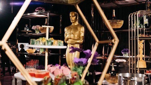 Oscar 2020 cena vegana