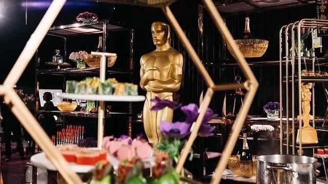Oscar 2020: Cena vegana para las estrellas de Hollywood