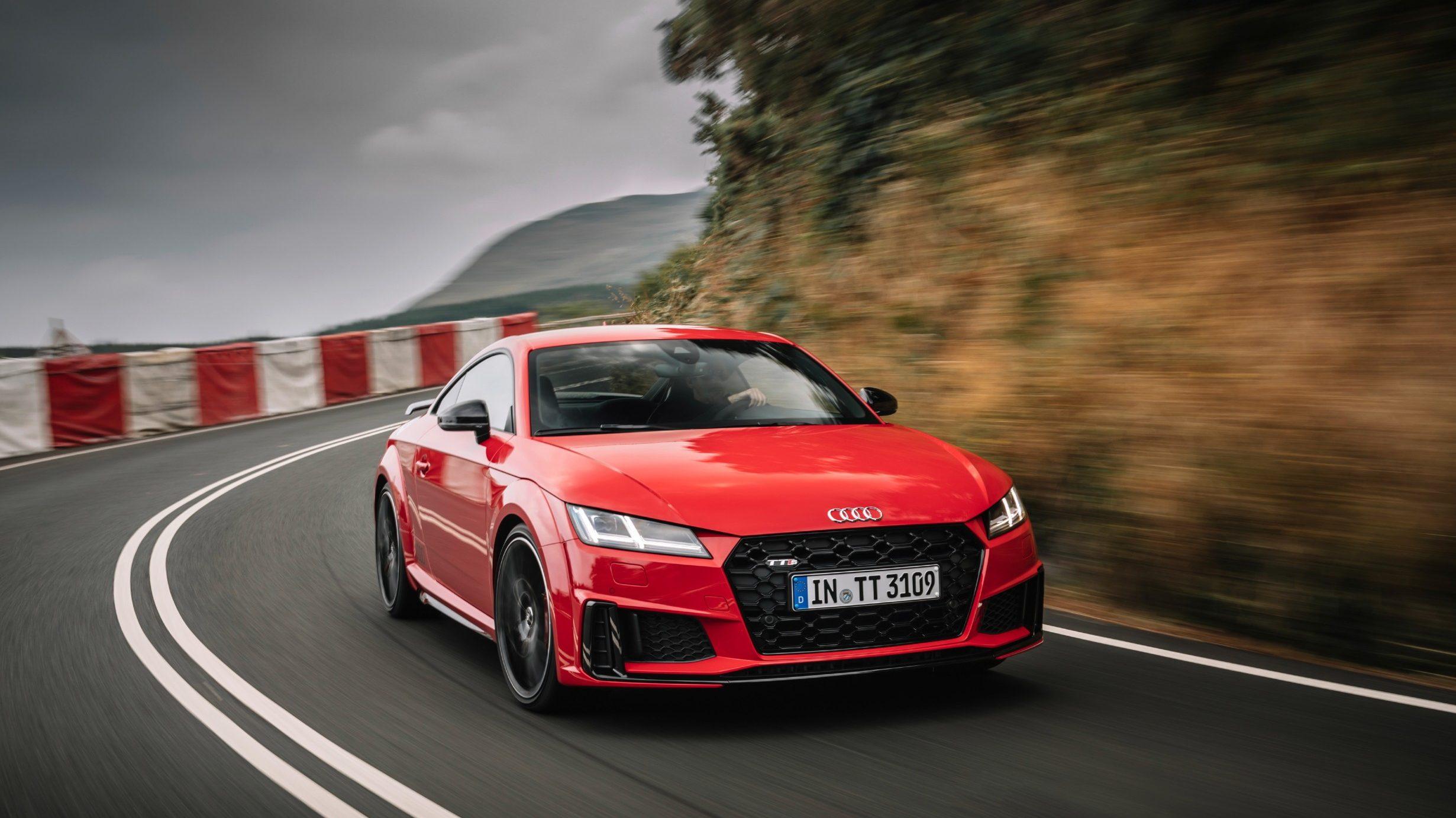 El nuevo Audi TTS quiere conquistar las calles de México