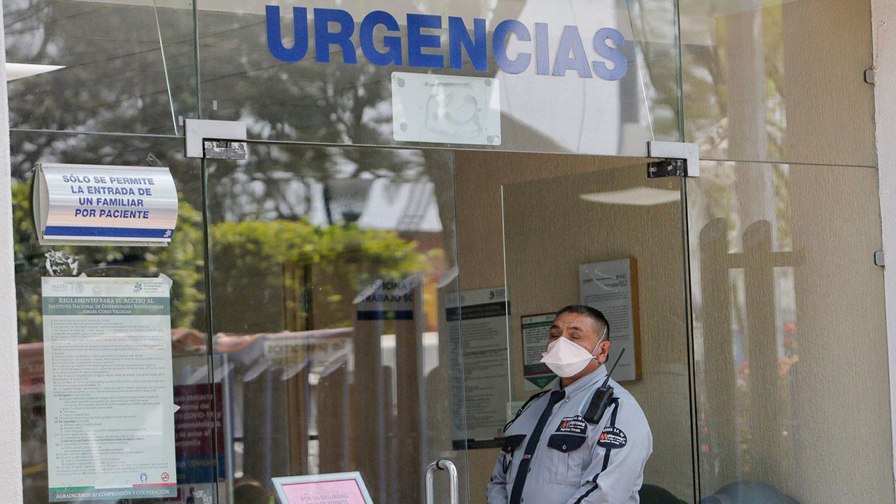 Confirman tercer defunción en Veracruz por Covid-19; era residente de CDMX