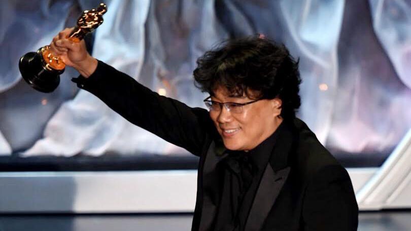 Bong Joon-ho gana el Oscar a Mejor Director por 'Parasite'
