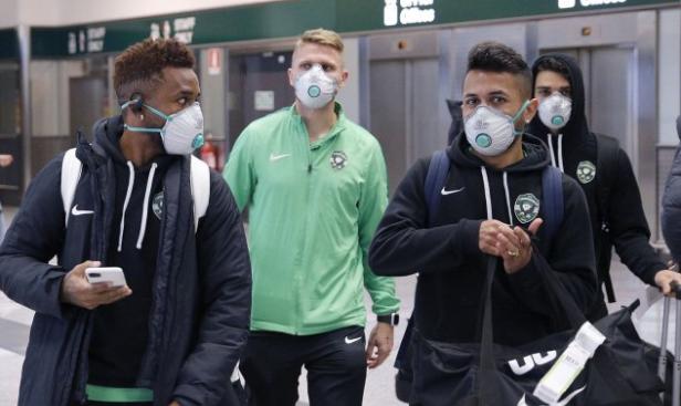 Así se vive el miedo por el coronavirus en Italia