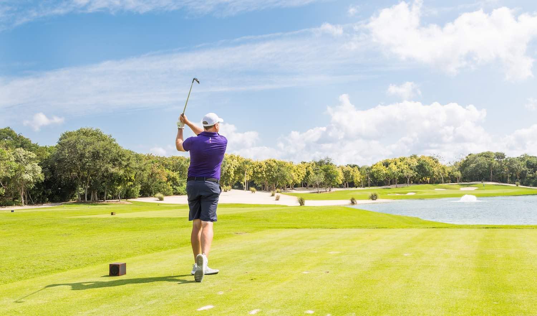 John E. Morgan Grand Velas golf