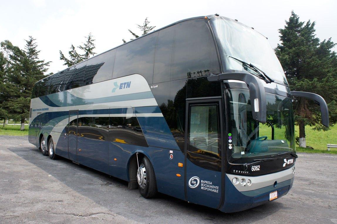 Alertan sobre fraude en sitio web falso de autobuses ETN