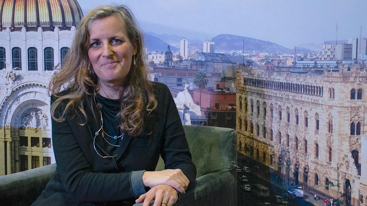 La educación de hoy no impulsa a mujeres en tecnología: Alexandra van der Ploeg
