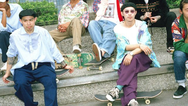 Skaters Gucci
