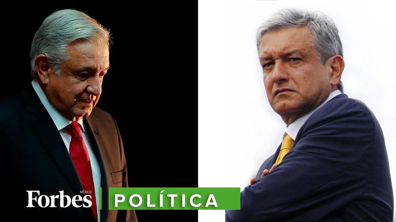 AMLO candidato vs. AMLO presidente: promesas, contradicciones y realidades