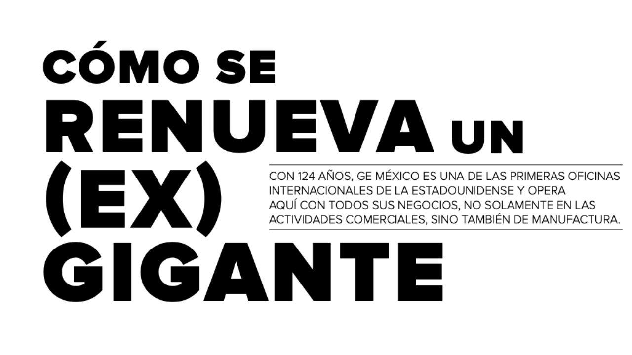GE de Mexico