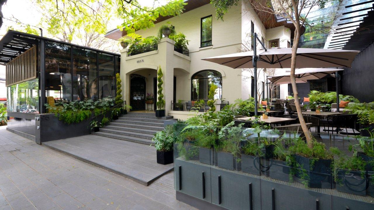 Brick, el pequeño gran hotel de la Roma se renueva