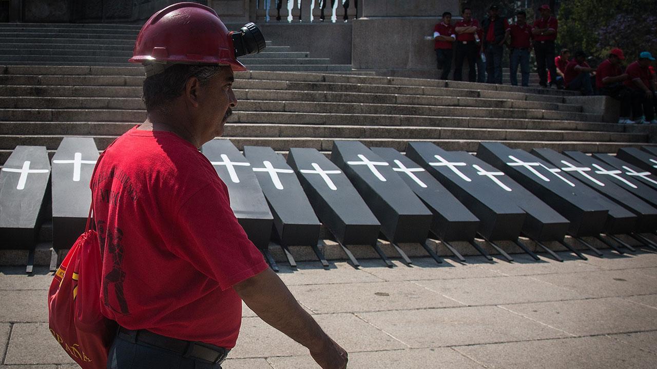 13 años después, el gobierno rescatará a los mineros de Pasta de Conchos