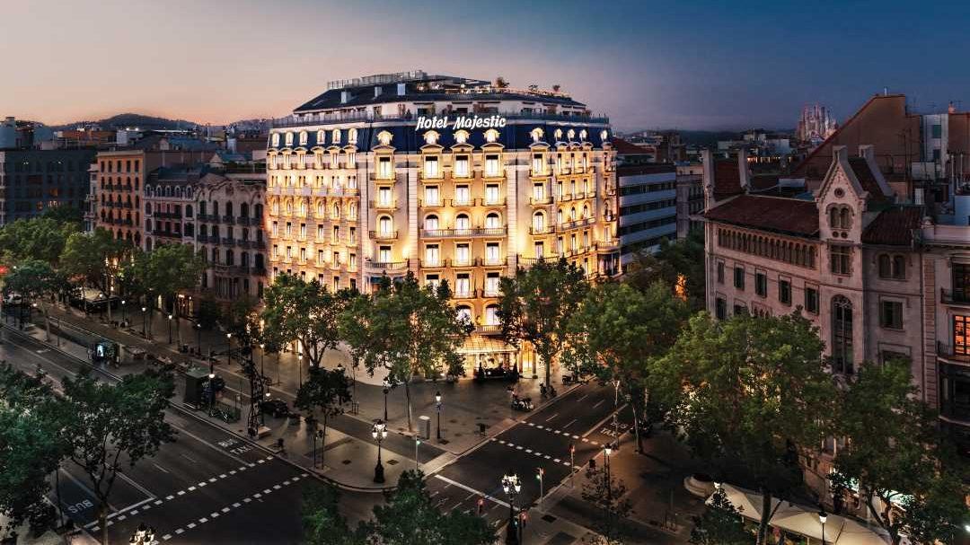 Entre el arte y el bienestar… Majestic Hotel & Spa Barcelona