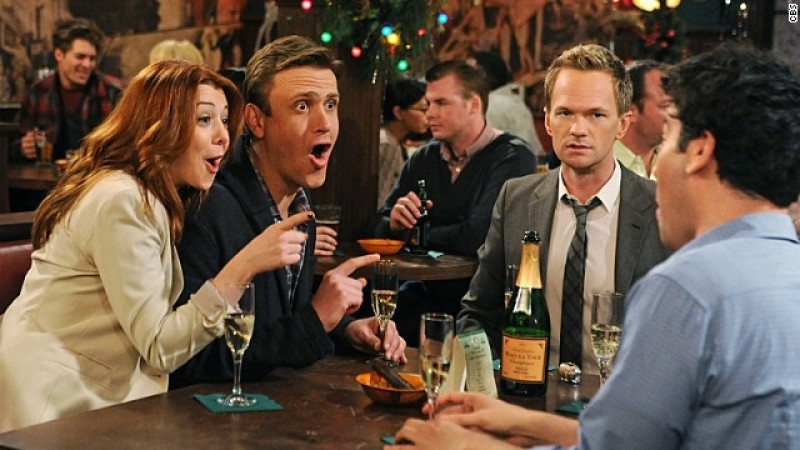 'How I meet your mother' regresa al streaming en Amazon Prime
