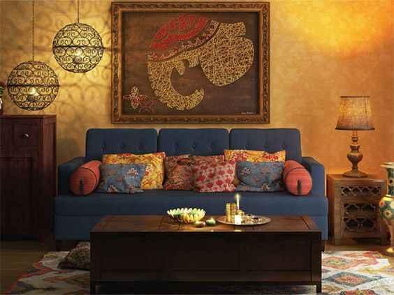 diseño sala India