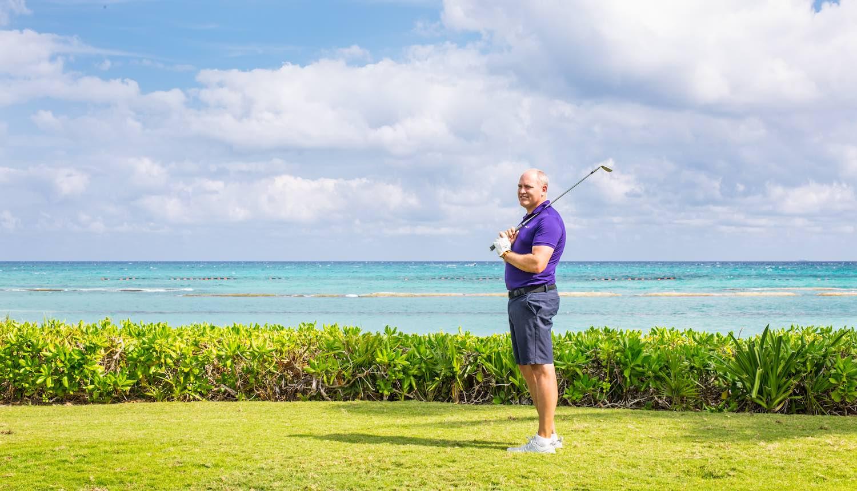 Grand Velas consolida programa de hospitalidad para golfistas