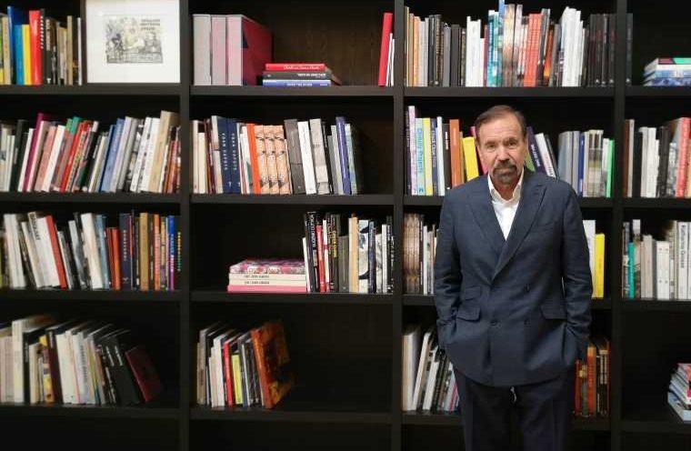 Jorge Pérez, CEO y Fundador de The Related Group.
