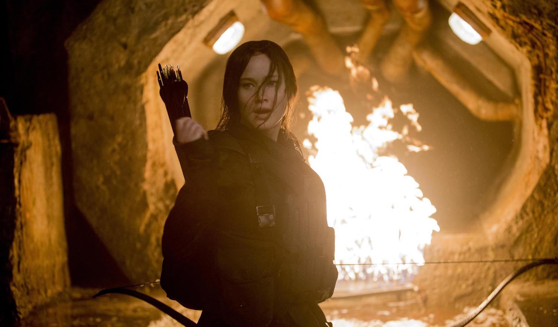 Las películas de 'Juegos del hambre' llegarán a Netflix en marzo