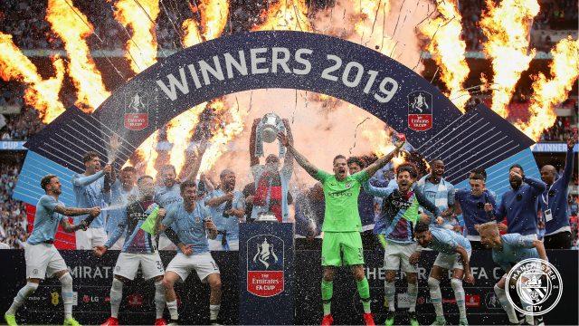 Fotografía: Cortesía Página de Twitter/Manchester City