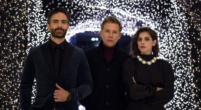 'Monarca', la serie de Salma Hayek regresa a Netflix con nuevos personajes
