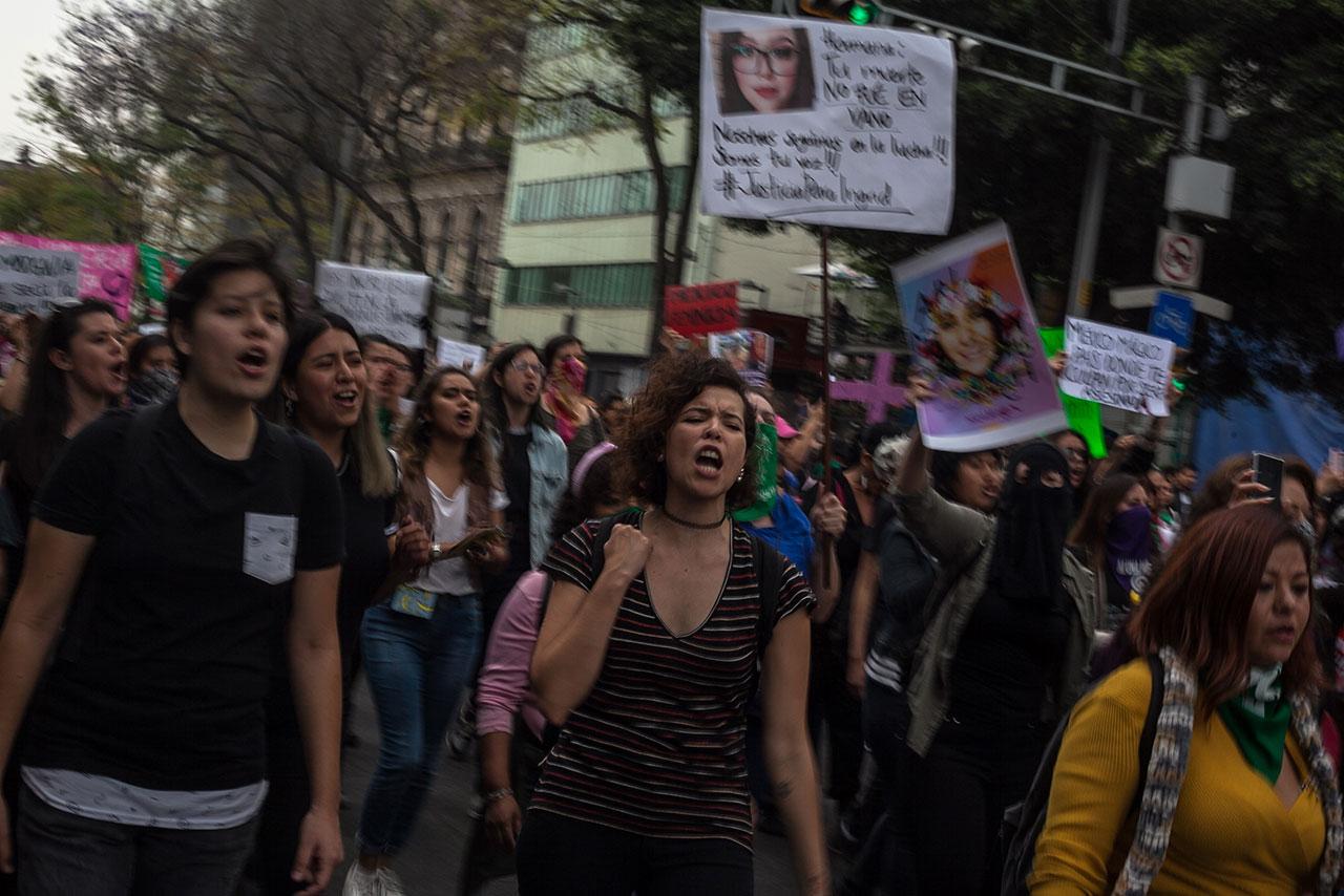 Movimiento feminista marcó a México y Latinoamérica en 2019: Amnistía Internacional