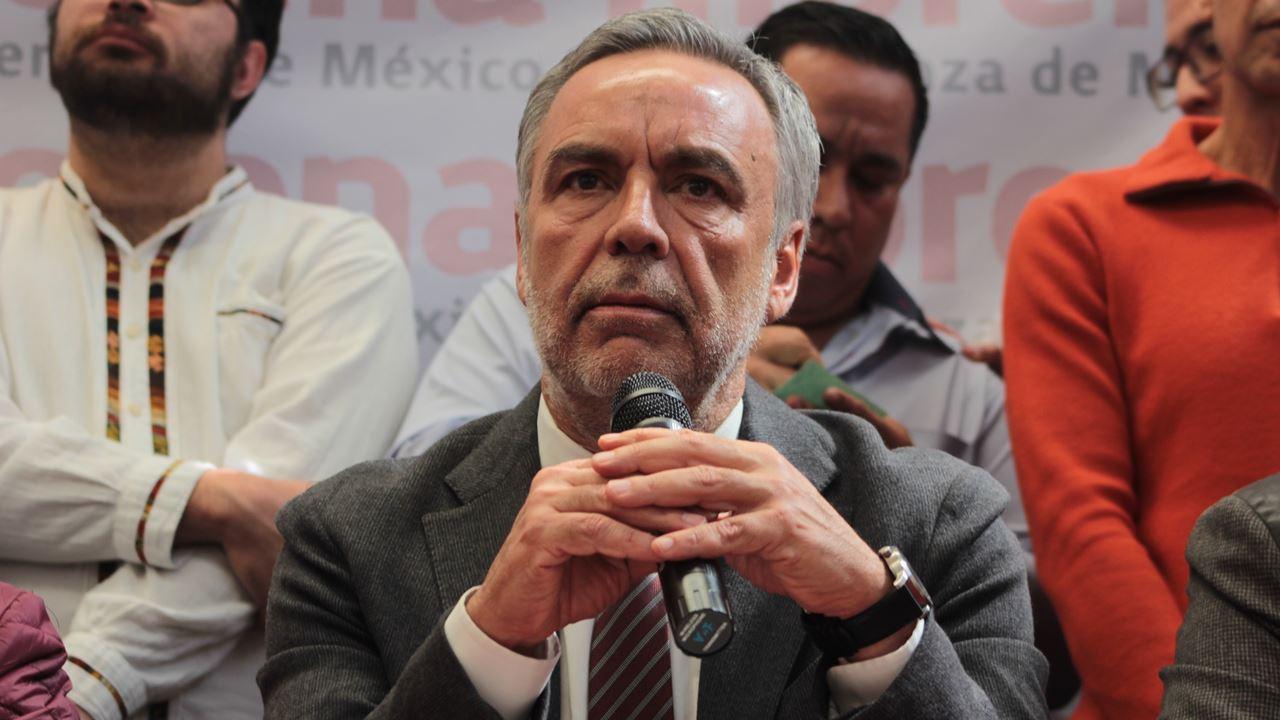 Ramírez Cuellar no puede comprometer candidaturas, aseguran en Morena
